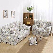 SQINAA Gedruckt,1 stück Anti-rutsch Stretch Sofa