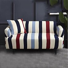 SQINAA Stretch Sofabezug,1 stück Polyester