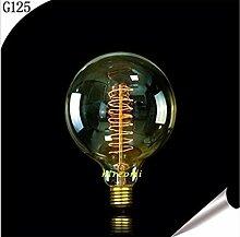 SQL 6 stücke Vintage Edison glühbirnen E27 60