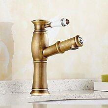 SQL Badezimmer Waschbecken Wasserhahn mit Messing