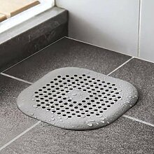 Square Mesh Küche Silikon Waschbecken Sieb Sieb