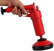 SQUAREDO Toilettenkolben Luftpumpe Abfluss-Blaster