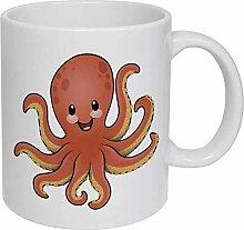 Squid' Ceramic Mug/Travel Coffee Mug