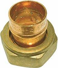 SR6422mm x 2,5cm Lötzinn Ring gebogen Zylinder Union