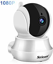 Sricam Wlan Babyphone Kamera 1080P Wifi
