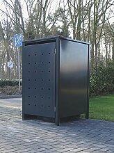 Srm-Design 1 Mülltonnenbox Modell No.1 für 240
