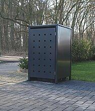 Srm-Design 1 Mülltonnenbox Modell No.2 für 120
