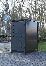 Srm-Design 1 Mülltonnenbox Modell No.3 für 120