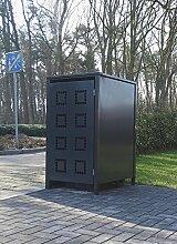Srm-Design 1 Mülltonnenbox Modell No.5 für 120