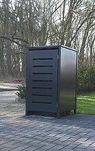 Srm-Design 1 Mülltonnenbox Modell No.6 für 240