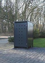 Srm-Design 1 Mülltonnenbox Modell No.7 für 120