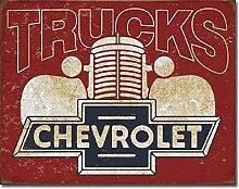 SRongmao Chevy Trucks 40039;s Logo Retro Auto