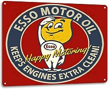 SRongmao Esso Motoröl Garage Motor Gas Station