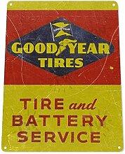 SRongmao Goodyear Service Tire Gas Station Garage