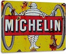 SRongmao Michelin Service Tire Gas Station Garage