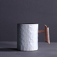 SSBY Das Innenministerium Keramik-Becher Kaffee Milch-Cup Teil Die Tasse Tee