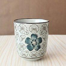 SSBY Die Keramik-Becher Der Teetasse Restaurant Krug Büro Um Ein Glas Wasser TrinkenB