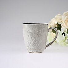 SSBY Haushalt Getrunken Becher Keramik-Tasse Praktische Kaffeetasse BüroC