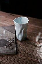 SSBY Keramik-Becher Kaffee Ein Paar Große Kapazitäten Cup Eine Tasse MilchEin