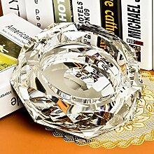 ssby Kreative Persönlichkeit Aschenbecher Aschenbecher Wohnzimmer Wohnzimmer Dekoration 10cm
