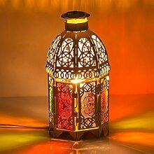 SSBY Marokko Retro dekoration schmiedeeisen Tischleuchte Nachttischleuchte geschenk Lampe