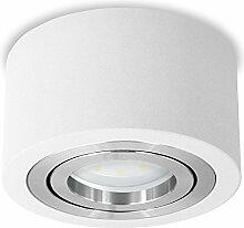 SSC-LUXon® LED Aufputz Deckenleuchte flach