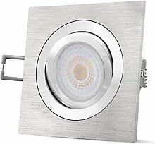 SSC-LUXon LED Einbaustrahler QF-2 schwenkbar flach