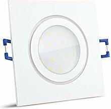 SSC-LUXon QW-2 Einbaustrahler LED flach (35mm)