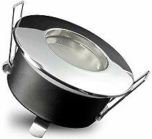 SSC-LUXon RW-1 runde Einbauleuchte LED für Bad &