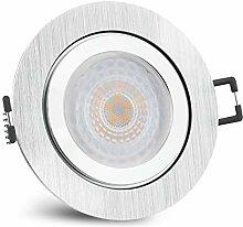 SSC-LUXon RW-2 LED Einbaustrahler flach IP44 mit