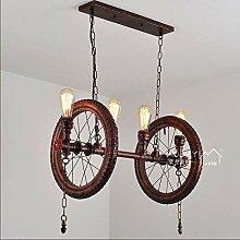 SSCEE Kreative Roller Kronleuchter Dachboden
