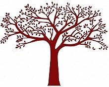 ssddcxv Wandaufkleber Photo Tree Family Tree