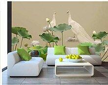 Sshssh Anpassen Tapete Für Wände 3 D Moderne