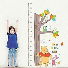 Sshssh Kinder Höhenmessung Wachstum Chart Baum