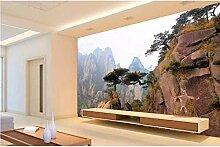 Sshssh Tapete 3D Landschaft Landschaft Tapete Für