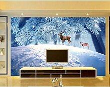 Sshssh Tapete Für Wände 3 D Tier Tapeten