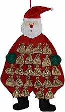 SSITG Adventskalender Weihnachtsmann zum