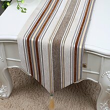 SSJDCF European American Tisch flagcloth Tuch