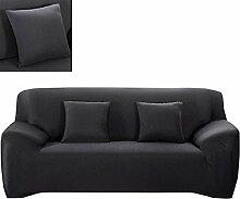 SSLBOO Sofa Cover Sofa Hussen Billig Baumwolle