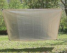 SSZY Sonnenschutznetz Gartenschirmtuch für
