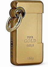 ST Dupont Hooked Gold Feuerzeug