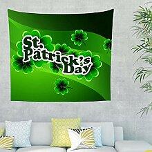 St. Patricks Day Grün Glücklicher Shamrock
