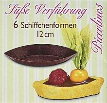 STÃ?DTER Dessertform Kuchenform Schiffchen Maxi