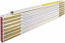 STABILA Holz-Gliedermaßstab Type 617/11, 3 m,