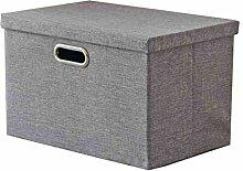 Stabile Karton-Aufbewahrungsbox Organizer Premium