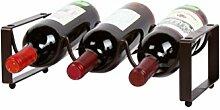 Stabile Weinflaschenhalter freistehend stabilen