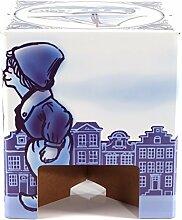 Stabiler PAPPHOCKER Holland   34x30x30 cm, Holland
