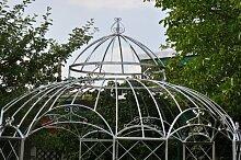 STABILER Pavillon Verzinkt Pergola Zink Ø290cm Gartenpavillon