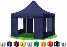 Stabilezelte Faltpavillon 3x3 Meter Premium mit
