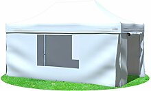 Stabilezelte Faltpavillon 3x4,5 Meter Prof. Plus+